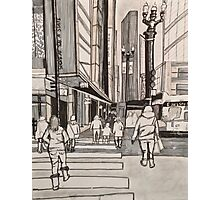 State street  Photographic Print