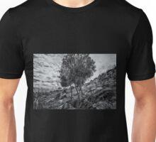 Monochrome Tree Unisex T-Shirt