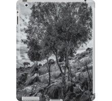 Monochrome Tree iPad Case/Skin