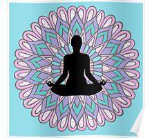 Buddha Mandala Poster