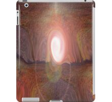 LISTEN TO THE FRIENDLY VOICE OF INTUITION iPad Case/Skin