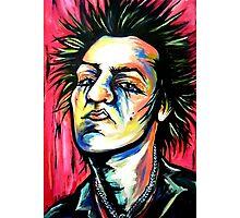 Punk Rawk  Photographic Print