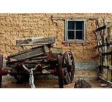 Mesilla Wagon #106 Photographic Print