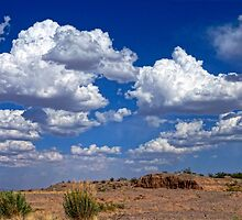 Clouds Over La Mesa by Larry3