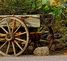 El Comedor Restaurant Wagon by Larry Costales