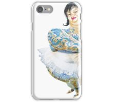 Delicate Dancer iPhone Case/Skin