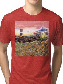 Bell Tower Tri-blend T-Shirt
