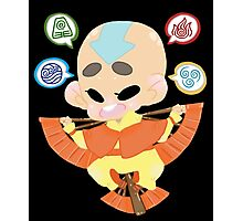 Avatar the Last Airbender || Aang Photographic Print