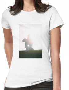 Flare Womens Fitted T-Shirt