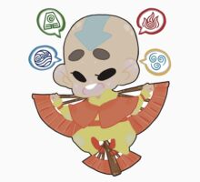 Avatar the Last Airbender || Aang by Mia ♡ Restrepo