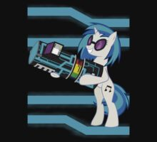 Say Hello To My Little BASS CANNON! (With Glasses) by Geekster23
