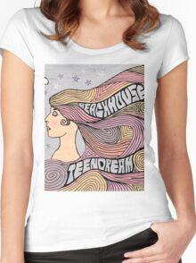Beach House - Teen Dream #2 Women's Fitted Scoop T-Shirt