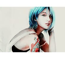 Chloe Price Photographic Print