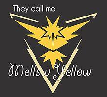 Team Instinct- Mellow Yellow by o0syokitty0o