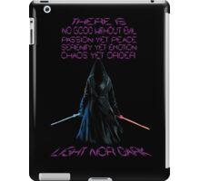 The Gray Jedi  iPad Case/Skin