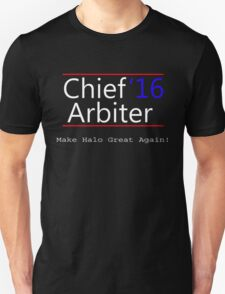 Halo Election 2 Unisex T-Shirt