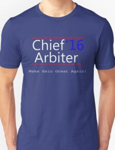 Halo Election 2 Unisex T-Shirt