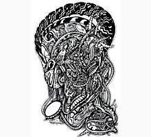 Alien Visitor Unisex T-Shirt