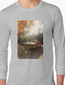 '68 Camaro Long Sleeve T-Shirt