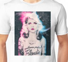 Gentlemen Prefer Blondie Unisex T-Shirt