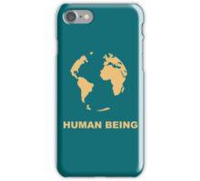 Human Being iPhone Case/Skin