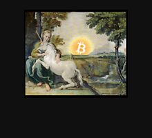 Bitcoin Unicorn Unisex T-Shirt