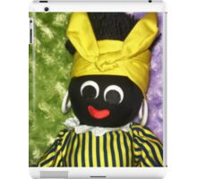*Beautiful Black Raggedy Ann Doll* iPad Case/Skin