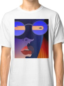 Dana Scully from X-Files Classic T-Shirt