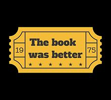 The book was better by Barkha Javed
