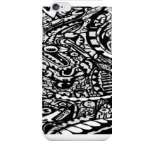 rushed iPhone Case/Skin