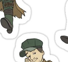 MacCready Stickers Sticker