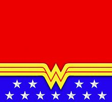 Wonder Women Suit DC Comics by littlebeecase