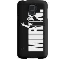 Mirin. (version 2 white) Samsung Galaxy Case/Skin