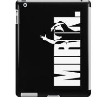 Mirin. (version 2 white) iPad Case/Skin