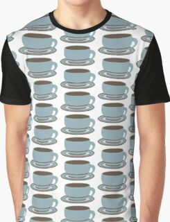 Coffee Cup Graphic T-Shirt