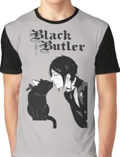 black butler Graphic T-Shirt