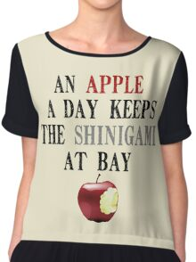 apple Chiffon Top