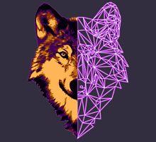 80's Cyber Wolf Unisex T-Shirt