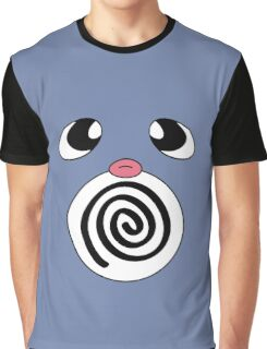 Simple Poliwag Graphic T-Shirt