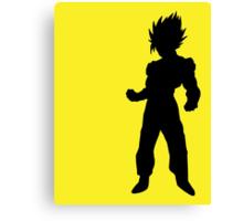 Super Saiyan Goku Canvas Print