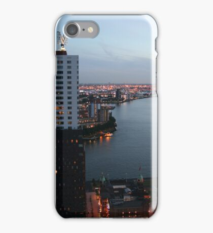 Breathtaking lights at Night iPhone Case/Skin
