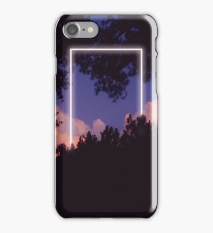 Rectangle No. 1 iPhone Case/Skin