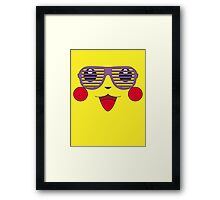 Indie Mouse Framed Print