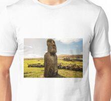 Easter Island Moai  Unisex T-Shirt