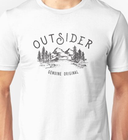 Outsider Unisex T-Shirt
