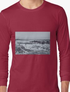 Old Barge Long Sleeve T-Shirt