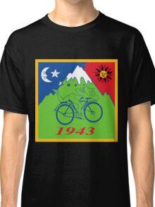Hofmann's Bike Ride T-shirt Print Classic T-Shirt