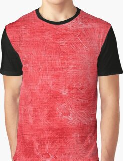 Cayenne Oil Painting Color Accent Graphic T-Shirt