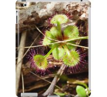 Crossed Drosera iPad Case/Skin