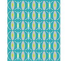 Retro Pattern Photographic Print